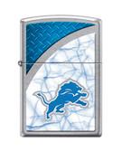 Detroit Lions Zippo Refillable Lighter