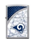 Los Angeles Rams Zippo Refillable Lighter
