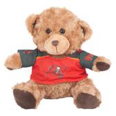 "Tampa Bay Buccaneers 10"" Plush Teddy Bear w/ Jersey"