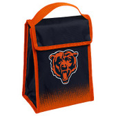 Chicago Bears Insulated Lunch Bag w/ Velcro Closure