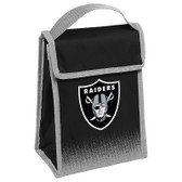 Oakland Raiders Insulated Lunch Bag w/ Velcro Closure