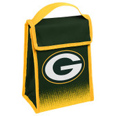 Green Bay Packers Insulated Lunch Bag w/ Velcro Closure