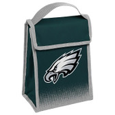 Philadelphia Eagles Insulated Lunch Bag w/ Velcro Closure