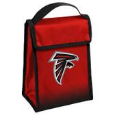 Atlanta Falcons Insulated Lunch Bag w/ Velcro Closure