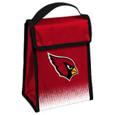 Arizona Cardinals Insulated Lunch Bag w/ Velcro Closure