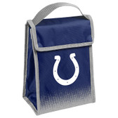 Indianapolis Colts Insulated Lunch Bag w/ Velcro Closure