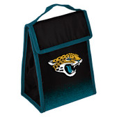 Jacksonville Jaguars Insulated Lunch Bag w/ Velcro Closure