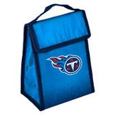 Tennessee Titans Insulated Lunch Bag w/ Velcro Closure
