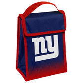 New York Giants Insulated Lunch Bag w/ Velcro Closure