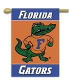 "Florida Gators 2-Sided 28"" X 40"" Banner W/ Pole Sleeve"