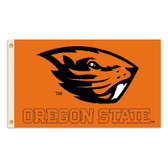 Oregon State Beavers 2-Sided 3 Ft. X 5 Ft. Flag W/Grommets