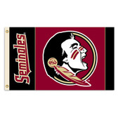Florida State Seminoles 2-Sided 3 Ft. X 5 Ft. Flag W/Grommets