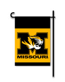 Missouri Tigers 2-Sided Garden Flag