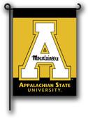 Appalachian State 2-Sided Garden Flag