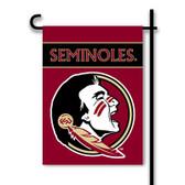 Florida State Seminoles 2-Sided Garden Flag