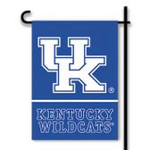 Kentucky Wildcats 2-Sided Garden Flag
