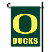 Oregon Ducks 2-Sided Garden Flag