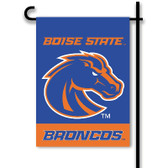Boise State Broncos 2-Sided Garden Flag