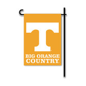 Tennessee Volunteers 2-Sided Country Garden Flag
