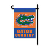 Florida Gators 2-Sided Country Garden Flag