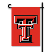 Texas Tech Red Raiders 2-Sided Garden Flag