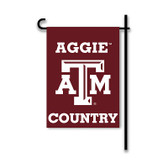 Texas A&M Aggies 2-Sided Country Garden Flag