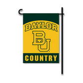 Baylor Bears 2-Sided Country Garden Flag