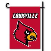 Louisville Cardinals 2-Sided Garden Flag