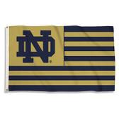Notre Dame  3 Ft. X 5 Ft. Flag W/Grommets