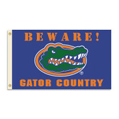 Florida Gators 3 Ft. X 5 Ft. Flag W/Grommets - Country