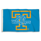 Tennessee Volunteers - Lady Vols 3 Ft. X 5 Ft. Flag W/Grommets