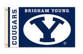 BYU Cougars 3 Ft. X 5 Ft. Flag W/Grommets