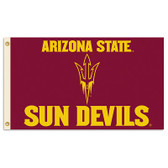 Arizona State Sun Devils 3 Ft. X 5 Ft. Flag W/Grommets