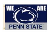 Penn State Nittany Lions 3 Ft. X 5 Ft. Flag W/Grommets