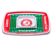 Alabama Crimson Tide Chip & Dip Tray