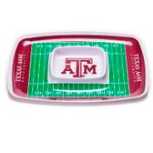 Texas A&M Aggies Chip & Dip Tray