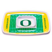 Oregon Ducks Chip & Dip Tray