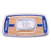 Kentucky Wildcats Chip & Dip Tray