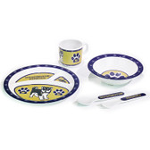 Washington Huskies Kid's 5 Pc. Dish Set