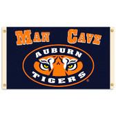 Auburn Tigers Man Cave 3 Ft. X 5 Ft. Flag W/ 4 Grommets