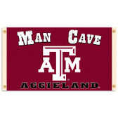 Texas A&M Aggies Man Cave 3 Ft. X 5 Ft. Flag W/ 4 Grommets