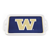 Washington Huskies Melamine Serving Tray