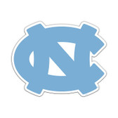 North Carolina Tar Heels Vinyl Magnet