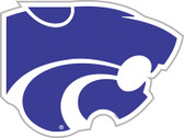 Kansas State Wildcats  Vinyl Magnet