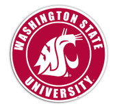 Washington State Cougars Vinyl Magnet