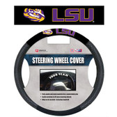 LSU Tigers Poly-Suede Steering Wheel Cover