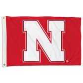 Nebraska Cornhuskers 2 Ft. X 3 Ft. Flag W/Grommets