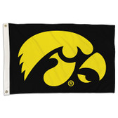 Iowa Hawkeyes 2 Ft. X 3 Ft. Flag W/Grommets