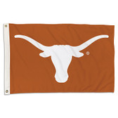 Texas Longhorns 2 Ft. X 3 Ft. Flag W/Grommets