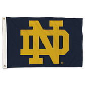 Notre Dame  2 Ft. X 3 Ft. Flag W/Grommets